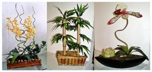 Arreglos de mesa inova decora - Arreglos florales artificiales para casa ...