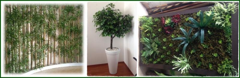 Bienvenido inova decora - Decoracion con plantas artificiales ...