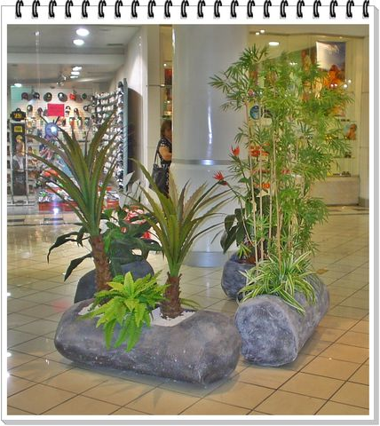 Renta de plantas para eventos decorklass jardiner a y for Plantas artificiales decoracion